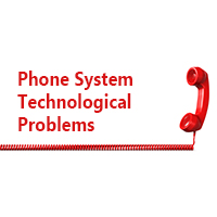 Telephone System Issues