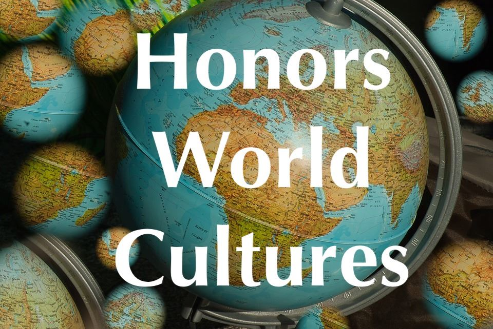 Meeting for Spring Honors World Cultures students