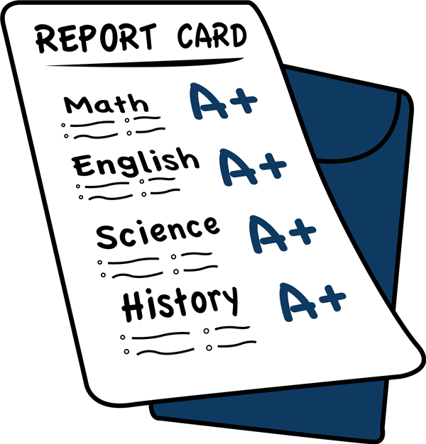 Online Electronic Report Card